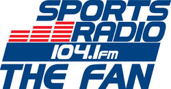 Sports Radio 104.1 The Fan KZJF