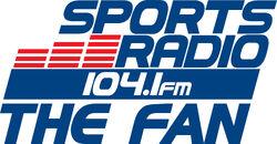 Sports Radio 104.1 The Fan KZJF