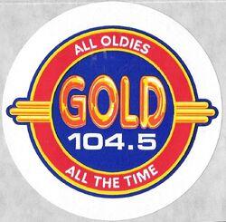 WGLD Gold 104.5