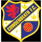Cowdenbeath FC logo (1995-2000)