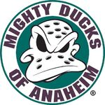 Mighty Ducks Alternate Logo