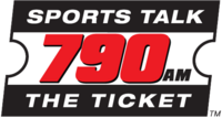 WAXY 790 AM The Ticket