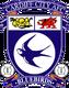 Cardiff City AFC logo (1988-2003)