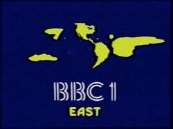 BBC 1 1981 East