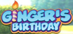 Ginger's Birthday