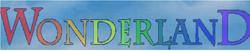 Wonderland game logo