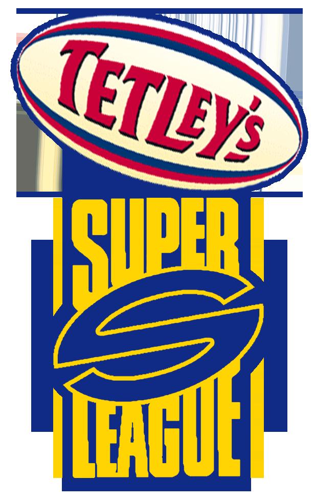 2002 Tetley's Super League logo