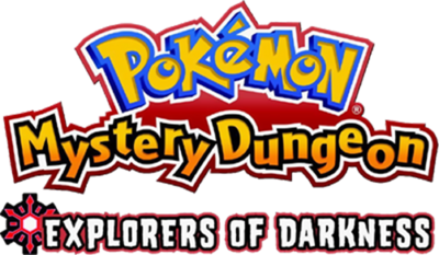 Pokemon Mystery Dungeon Explorer of Darkness