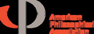American Philosophical Association 2013