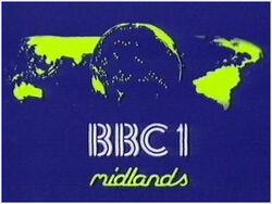 BBC 1 1981 Midlands