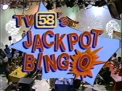 TV-58's Jackpot Bingo