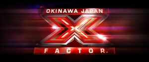 X Factor Okinawa Japan logo