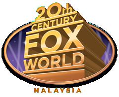 Twentieth Century Fox World logo