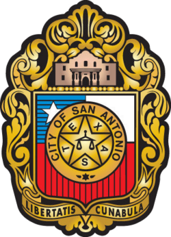 Seal of San Antonio, Texas