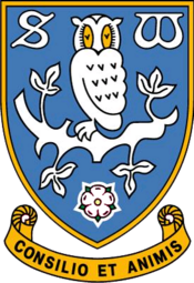 Sheffield Wednesday FC logo (1956 corporate)