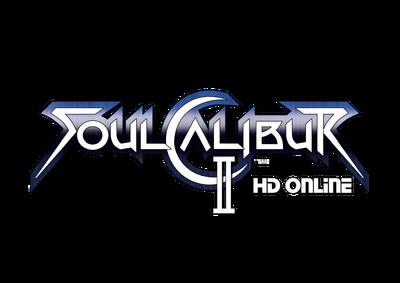 Soulcalibur II HD Online - Logo