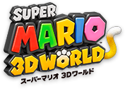 Logo JP - Super Mario 3D World