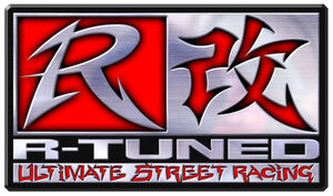 R-Tuned Ultimate Street Racing Logo