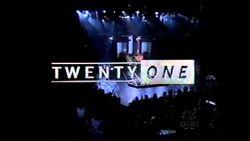 Twenty One 2000 Logo