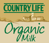 Country Life Organic Milk logo