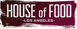 House of Food logo