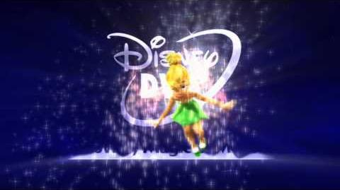 Disney DVD logo (2005, prototype version) 1080p HD
