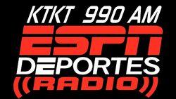 ESPN Deportes KTKT 990 AM