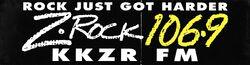 KKZR Z-Rock 106.9