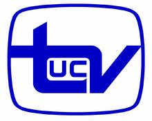 Logo canal 13 azul