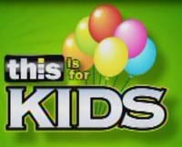 This is for Kids Logo