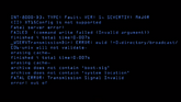 Toonami Intruder II show ID system reboot 2015 5