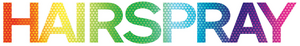 Hairspray 2007 logo