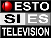 Logo de televen - esto si es television 1994-1995