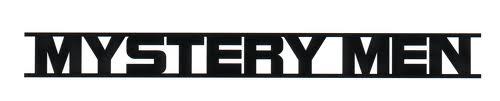 Mystery men logo