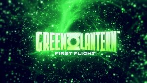 Title green lantern first flight blu-ray
