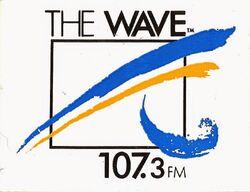 107.3 The Wave WNWV