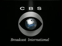 CBS Broadcast International 1995 2