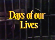 Days Of Our Lives Close From May 22, 1985