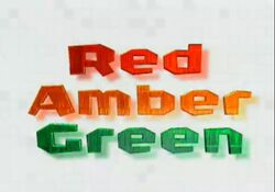Red Amber Green