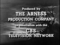 Cbs television-1961 gunsmoke
