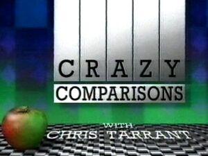 Crazy comparisons 1991a