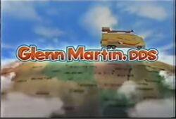 Glenn Martin DDS Intertitle