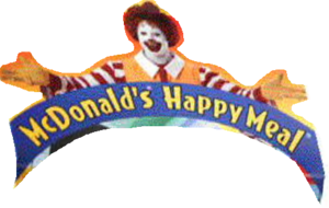 Happy Meal 2000