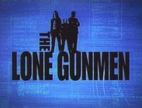 The Lone Gunmen logo