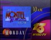 WVEC-TV Montel William Show promo 1991