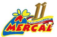 Mercal Logo 11 Años