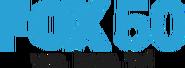 FOX50 logo