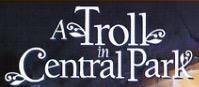 A Troll in central park logo