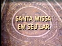 Santa Missa 1990
