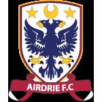 Airdrie FC logo